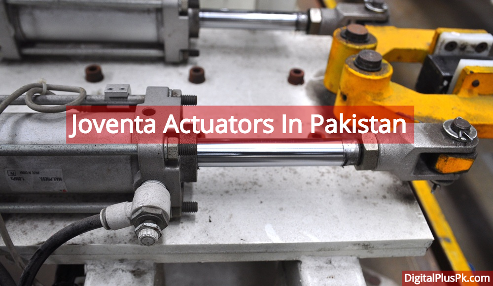 Joventa Valve Actuator & Damper Actuators In Pakistan