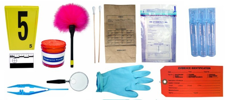 Scientific & Forensic Items